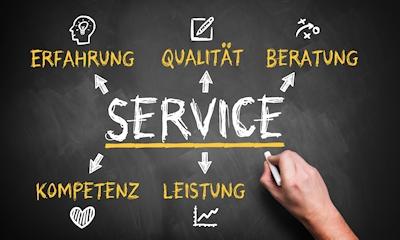 service-klein